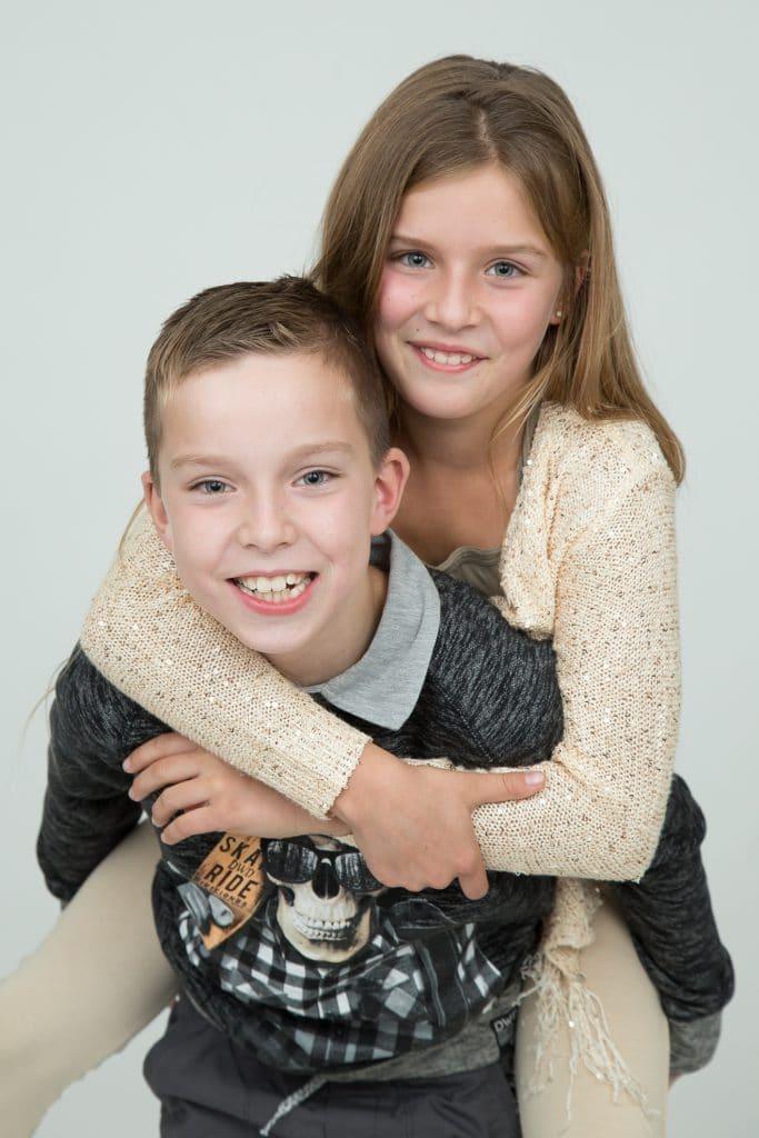 Fotoshoot Hanne en Ferre - Fotograaf Krist Menen
