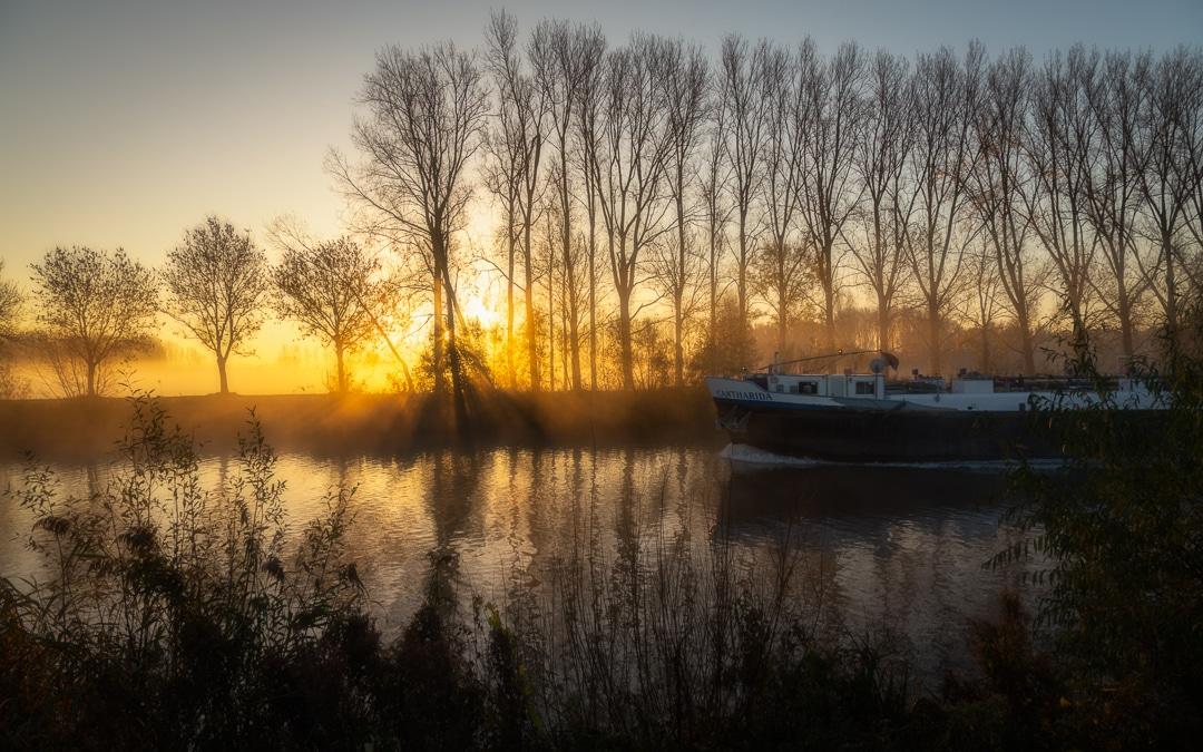 Zevergemse Scheldemeersen - Fotografie Krist Menen