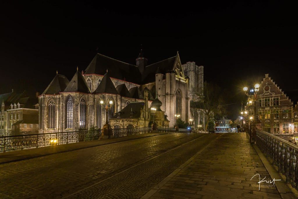 Gent by Night - Fotografie Krist