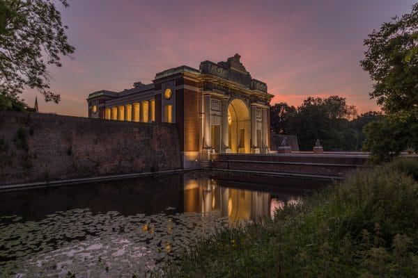 Ieper - Menen Poort - The Menin Gate