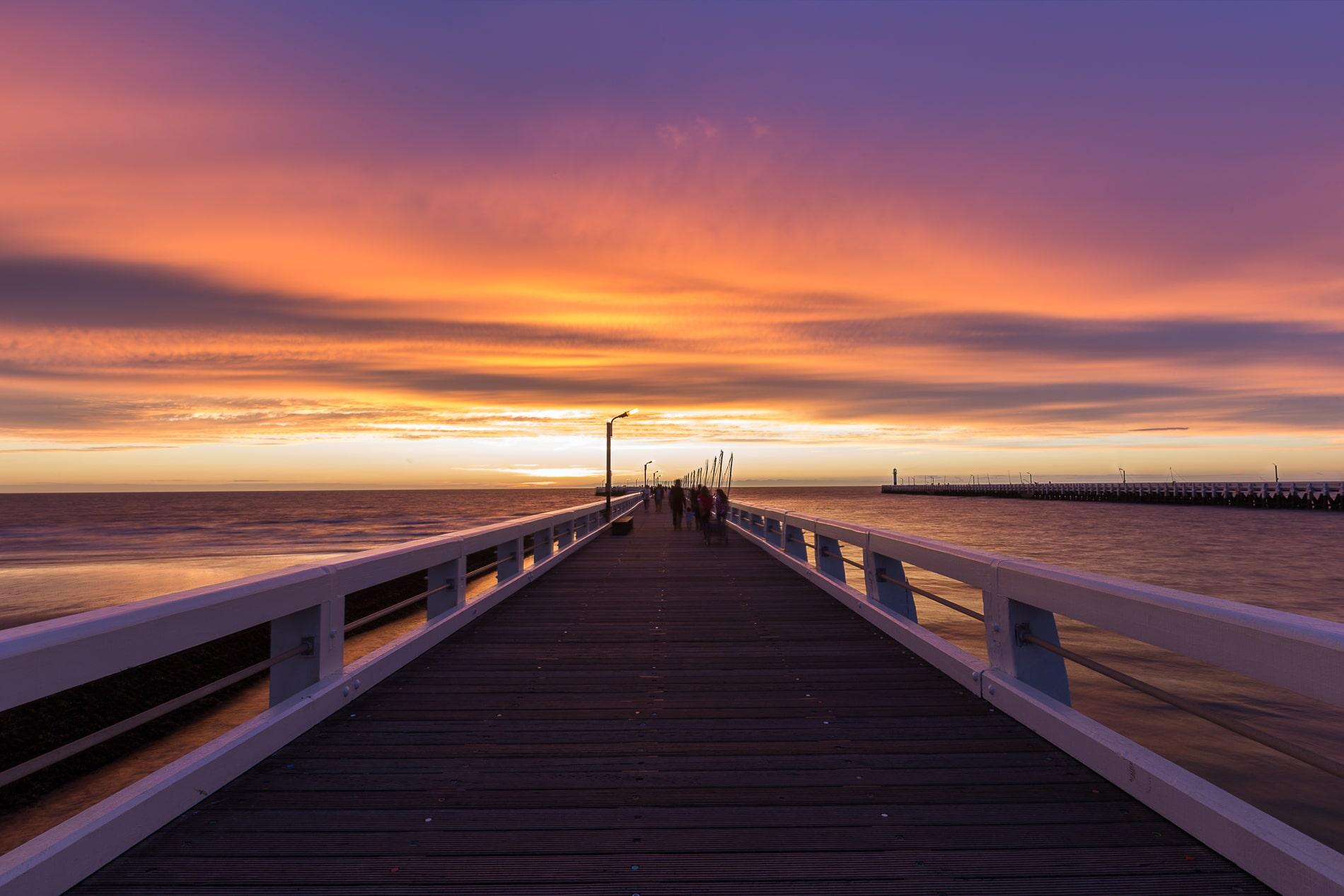 Nieuwpoort Pier