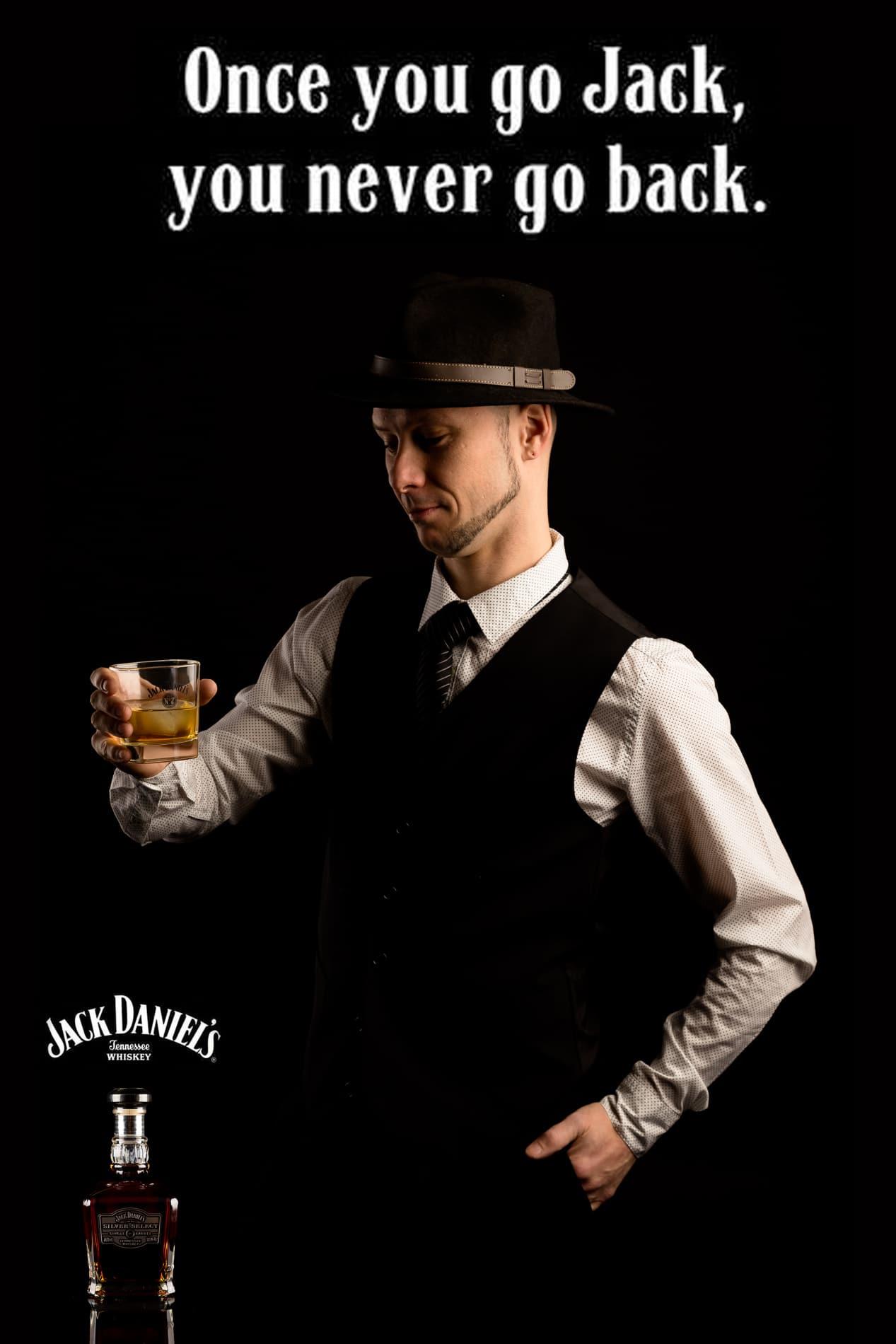 Reclame Jack Daniels