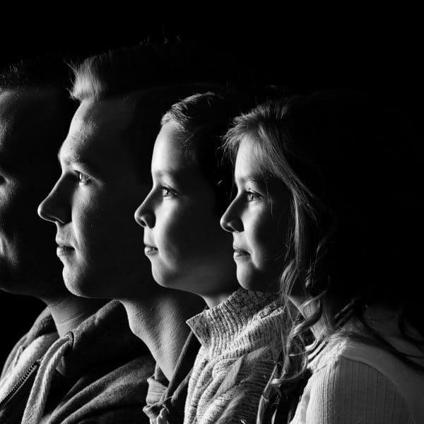 Fotoshoot Familie Desmet
