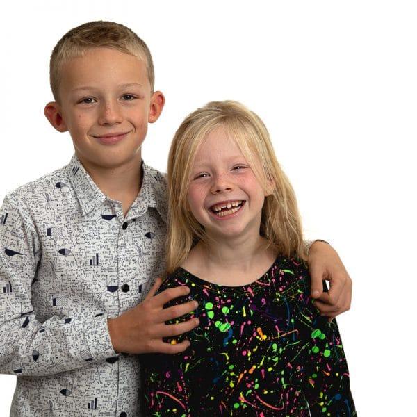 Sara en Mathias