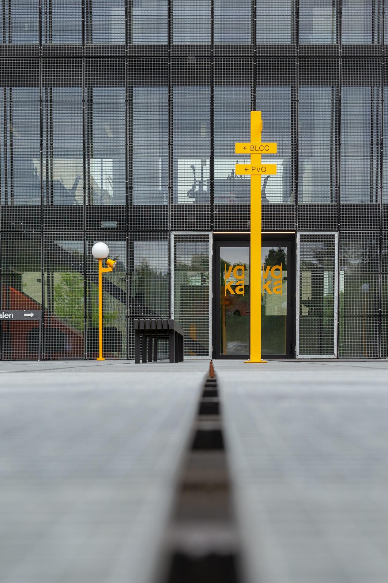 Architectuur Benelux Park Kortrijk