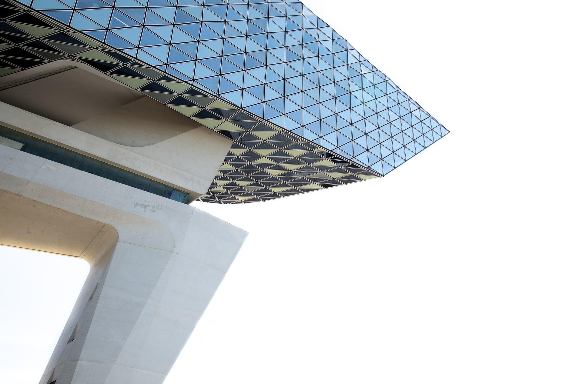 Havenhuis Antwerpen Architectuur