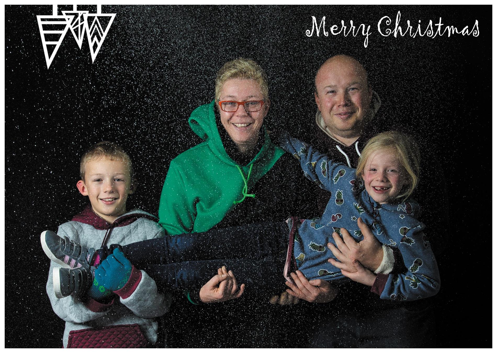 Kerst Kaartje 2018 Merry Christmas