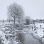 de warmste kalender 2020 - Menen Winterlandschap