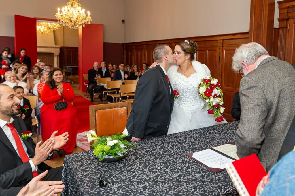 Fotografie Krist Huwelijksfotograaf - Menen - WestVlaanderen