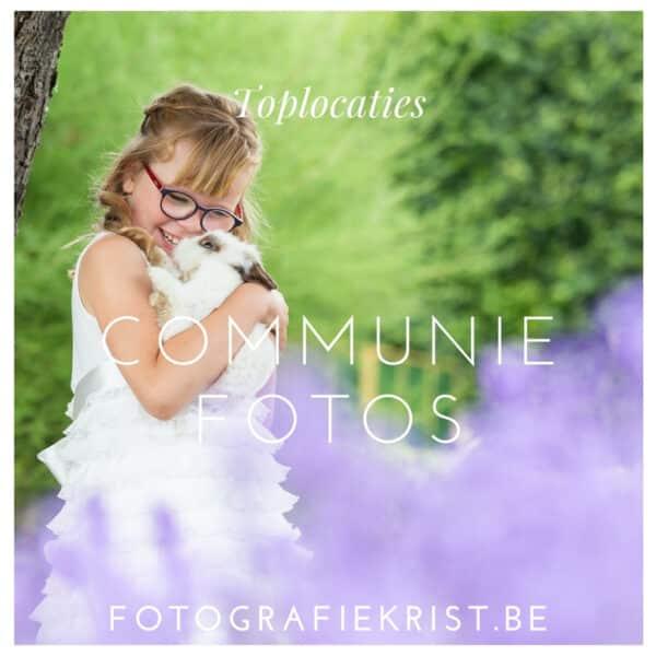 Blog Top 10 locaties in West-Vlaanderen voor Communie Foto's