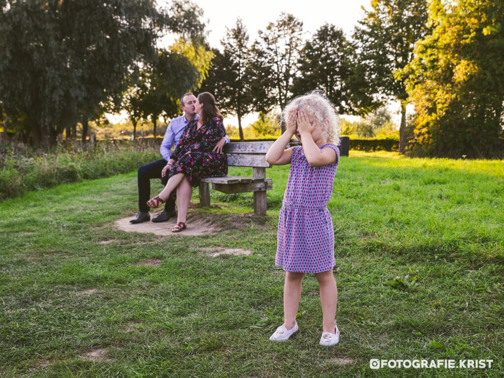 Daphne & STijn Love Foto Shoot Domein Bergelen Gullegem