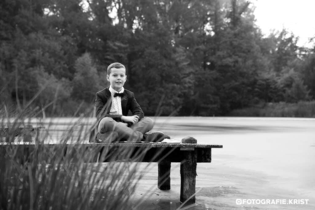Plechtige Communie foto's Levy in het Park te Zonnbeke door FotografieKrist (4)