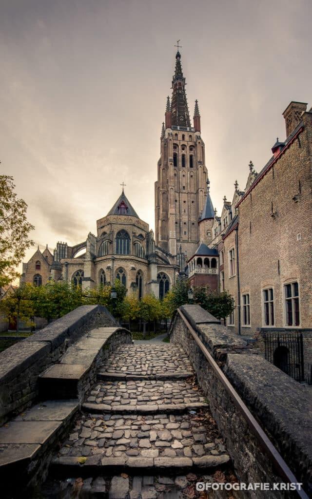 Bonifaciusbrug te Brugge