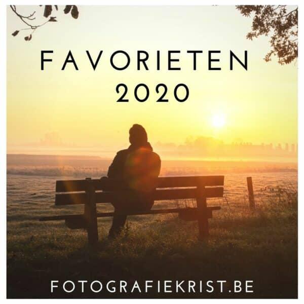 Mijn favoriete foto's van 2020