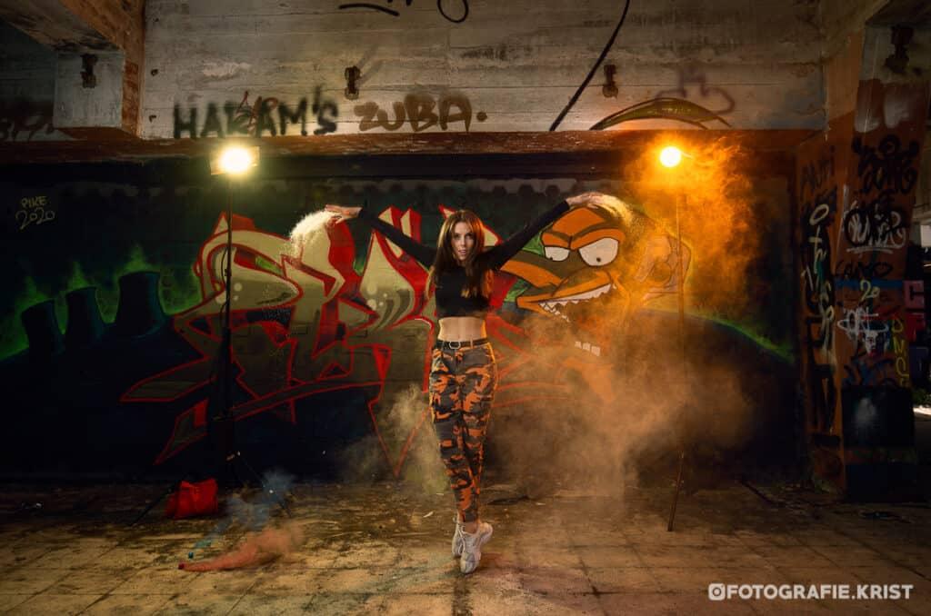 Urbex Dancers - Lyssa Casier