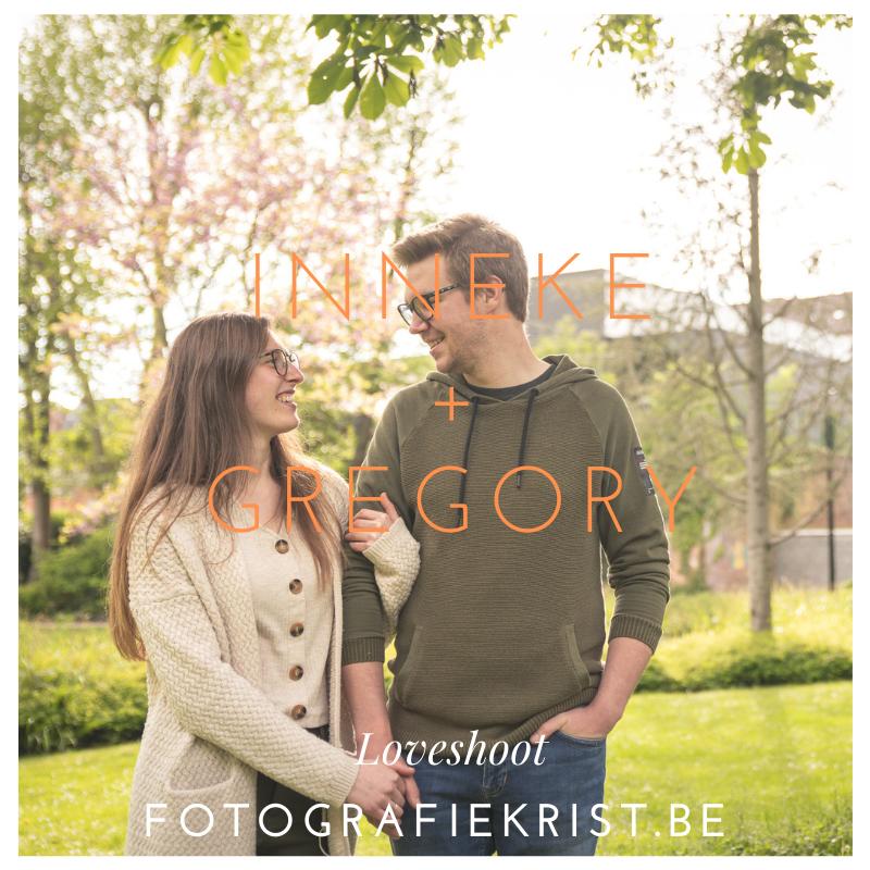 Fotoshoot Menen Brouwerspark en Bois de Boulogne
