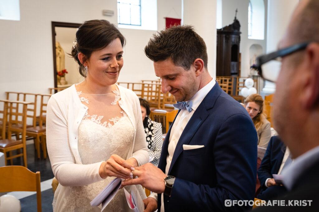 HuwelijksFotograaf Menen - Fotografie Krist