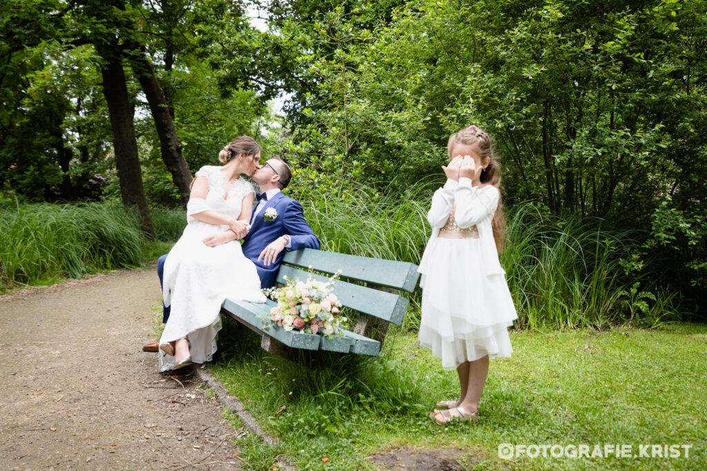 Menen - Bois de Boulogne - Huwelijksfotograaf Kortrijk - Ieper - Roeselare
