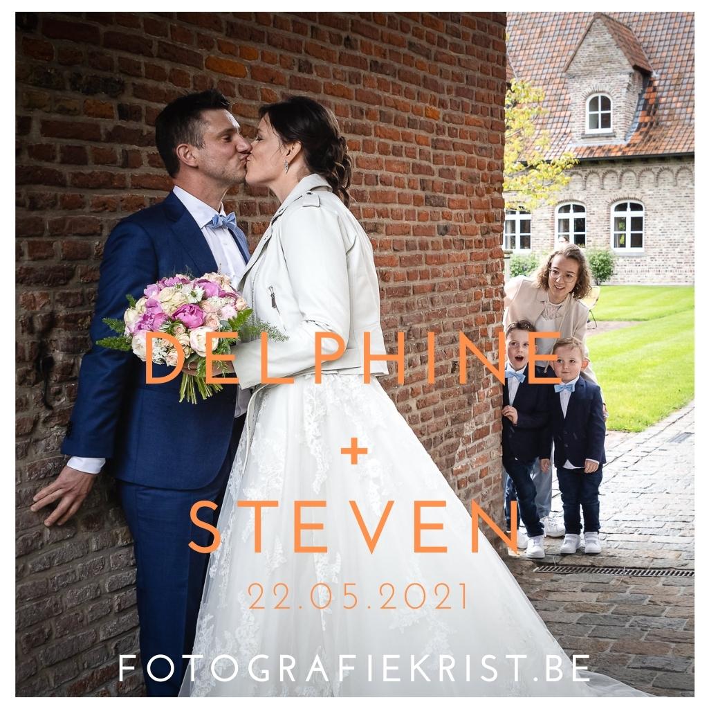 Huwelijks Reportage Fotografie Krist Menen