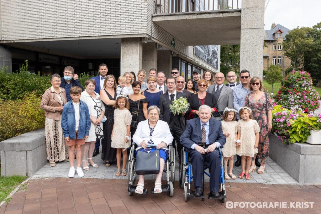Huwelijk Katelyn & Mario - Stadhuis de Panne - FotografieKrist-0644
