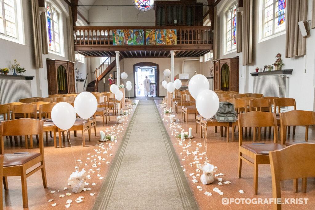 Huwelijksfotograaf FotografieKrist - De Panne - West-Vlaanderen - Oblatenkapel